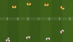 Soccer Ping Pong - Tactical Soccer