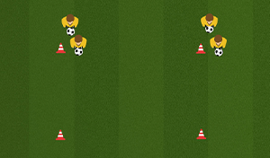 Tricks and Turns 4 - Tactical Soccer