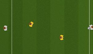 Possess 8 (4vs2) - Tactical Soccer