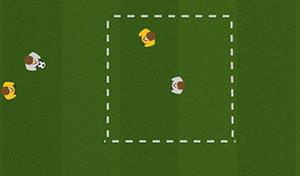 Target Player 5 - Tactical Soccer