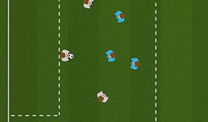 Unit Shift 6 - Tactical Soccer