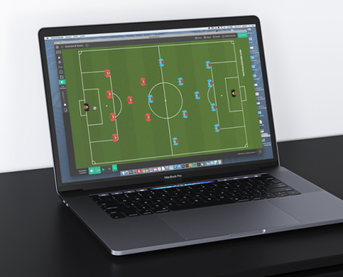 Tactical Boards Soccer - A Complete Suite for soccer coaches